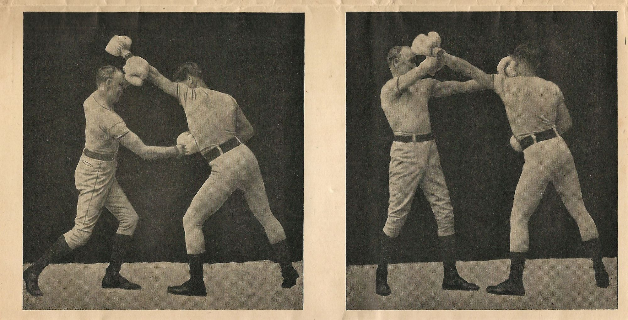 Details about Marshall Stillman Method Self Defense Jiu-Jitsu Boxing 1920s  Athletic Club NYC
