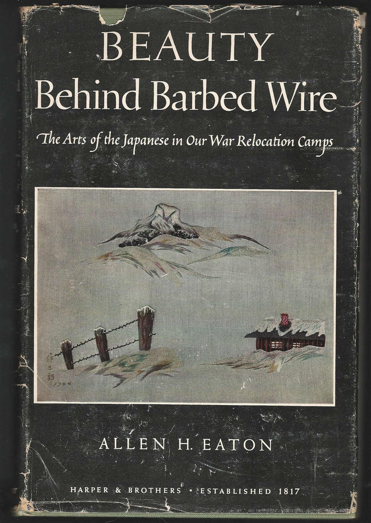 Astounding Beauty Behind Barbed Wire The Arts Of The Japanese In Our War Wiring Cloud Hisonuggs Outletorg