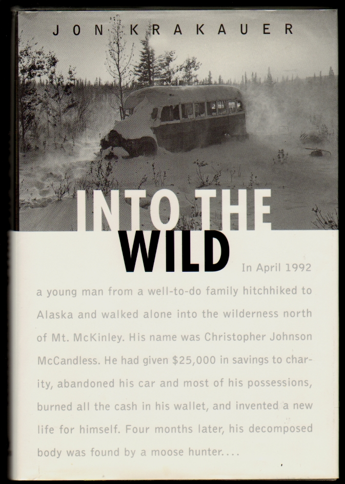 Into the Wild. Jon Krakauer.