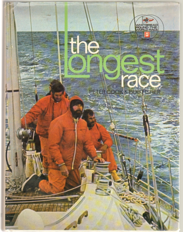 The Longest Race. Peter Cook, Bob Fisher.