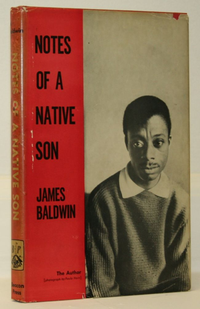 Notes of a Native Son [SIGNED]. James Baldwin.