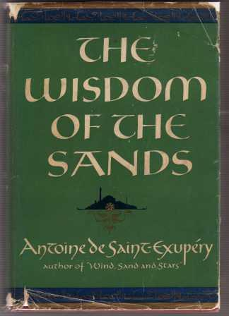 The Wisdom of the Sands