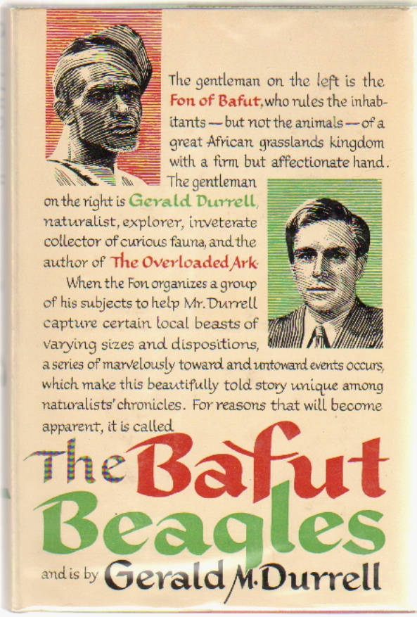The Bafut Beagles. Gerald M. Durrell.