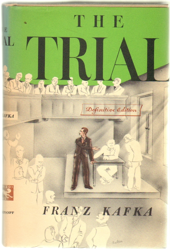 The Trial. Franz Kafka.