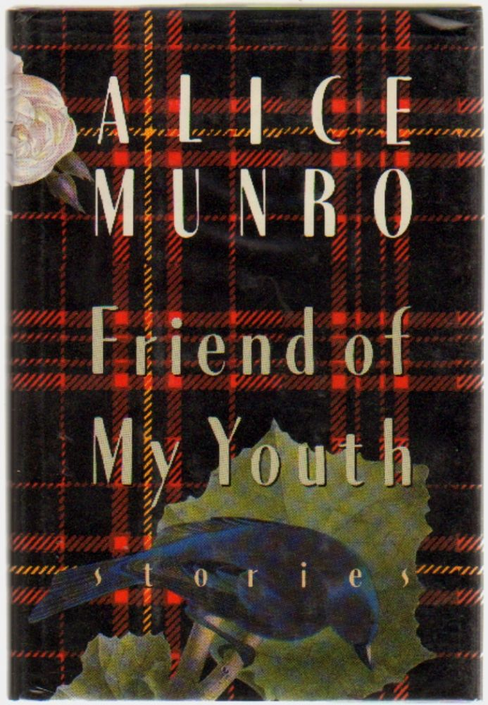 Friend Of My Youth Alice Munro First Edition