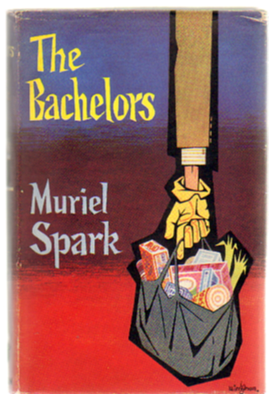 The Bachelors. Muriel Spark.