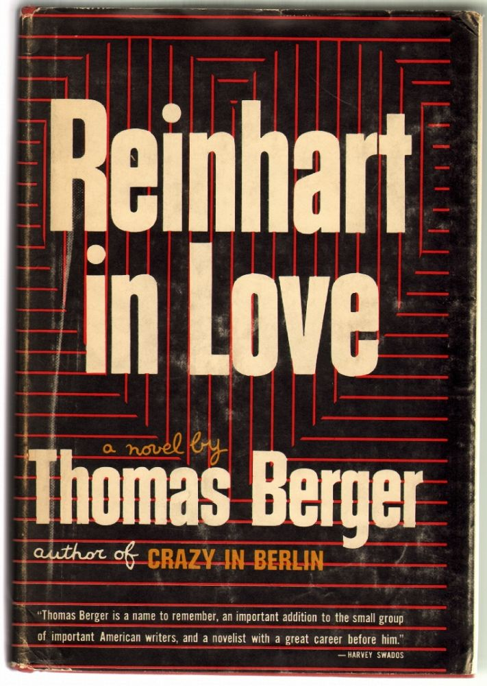 Reinhart in Love. Thomas Berger.