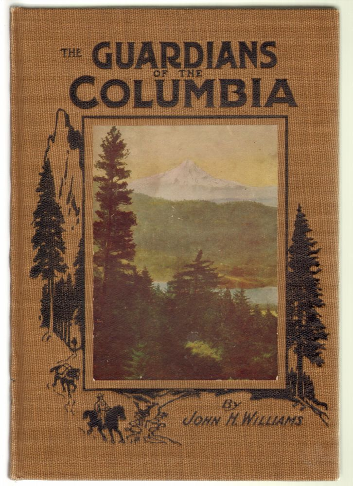 The Guardians of the Columbia: Mount Hood, Mount Adams, and Mount St. Helens