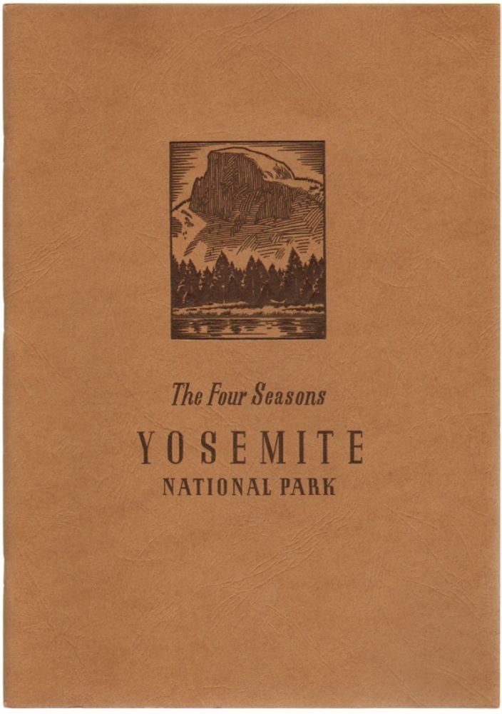 The Four Seasons in Yosemite National Park. ANSEL ADAMS, Stanley Plumb.