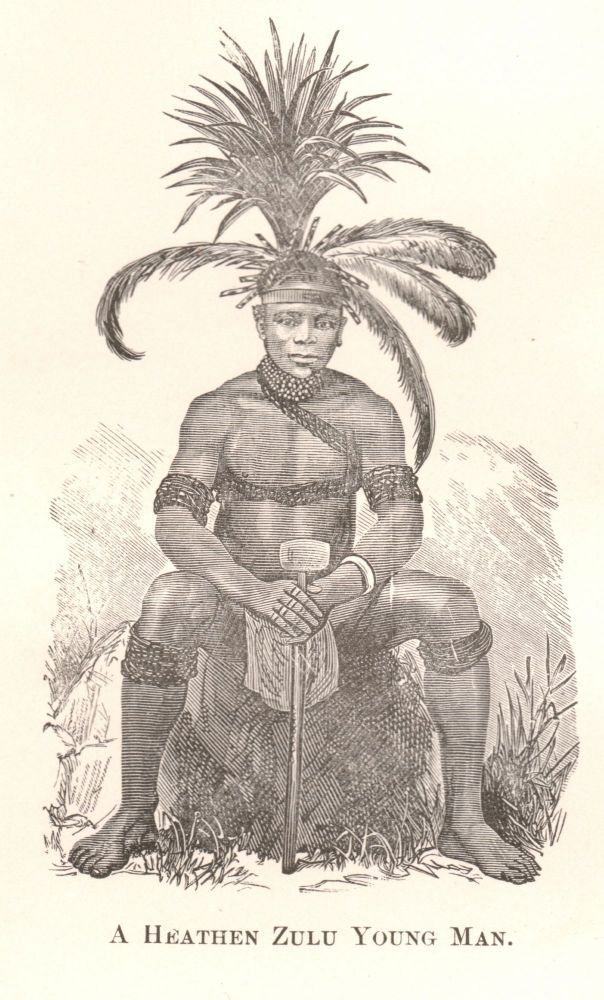 Forty Years Among the Zulus. Josiah Tyler.