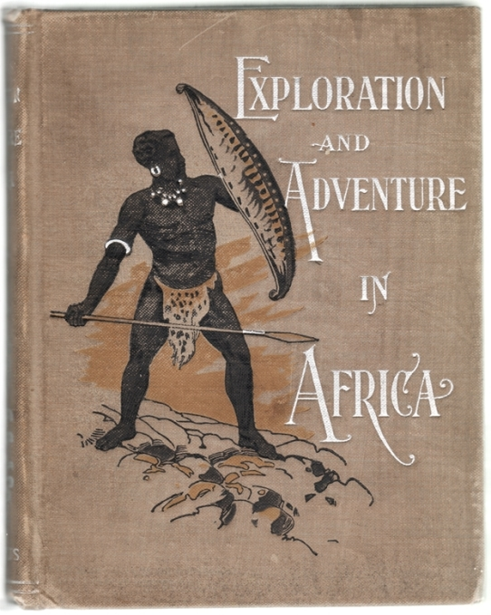 The Story of Exploration and Adventure in Africa. CHILDREN, Prescott Holmes.