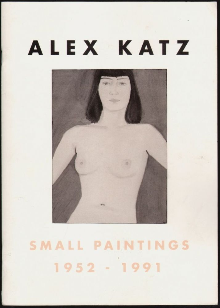 Alex Katz, Small Paintings 1952 - 1992