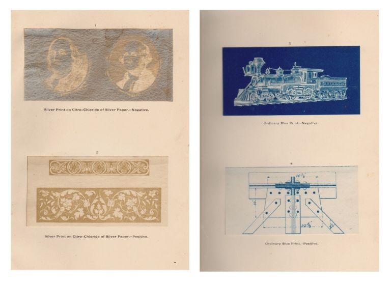 Modern Heliographic Processes A Manual Of Instruction In The Art Of