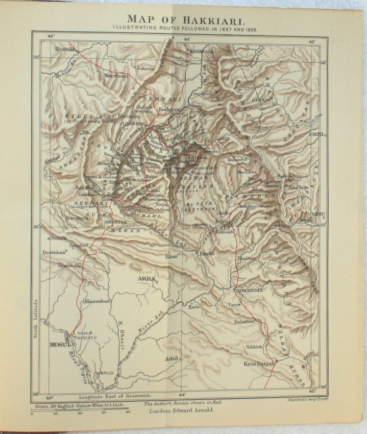 Highlands of Asiatic Turkey. Earl Percy, Henry Algernon George.