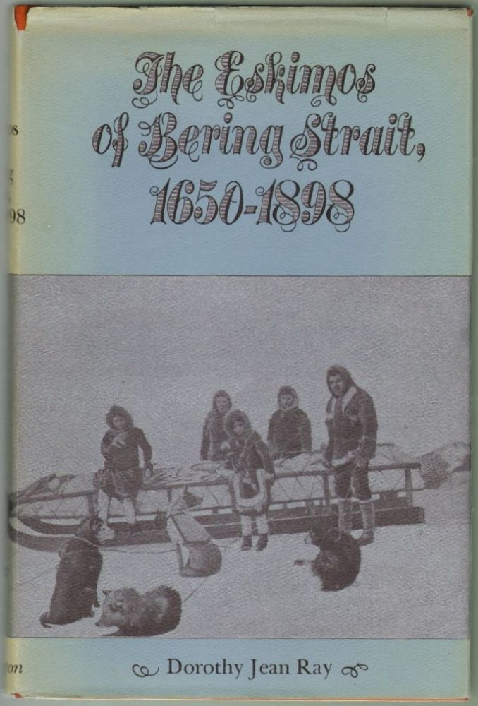 The Eskimos of Bering Strait, 1650-1898. Dorothy Jean Ray.