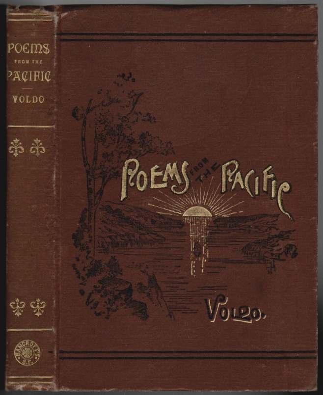 Poems from the Pacific, The West's Reply to England's Laureate. WASHINGTON, Venier Voldo.
