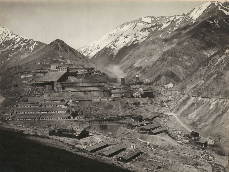 Collection of Photographs of an American Copper Mining Operation in Chile. CHILE, Kennecott Copper Company.