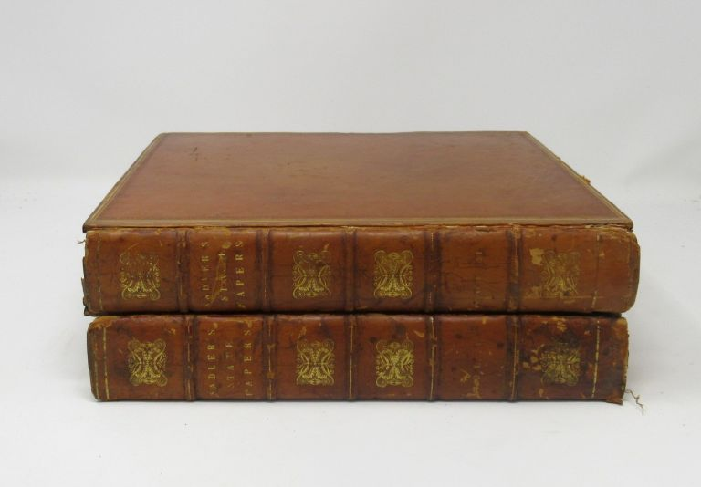 The State Papers and Letters of Sir Ralph Sadler, Knight-Banneret. Ralph Sadler, Arthur Clifford, Sir Walter Scott, Memoir and Notes.