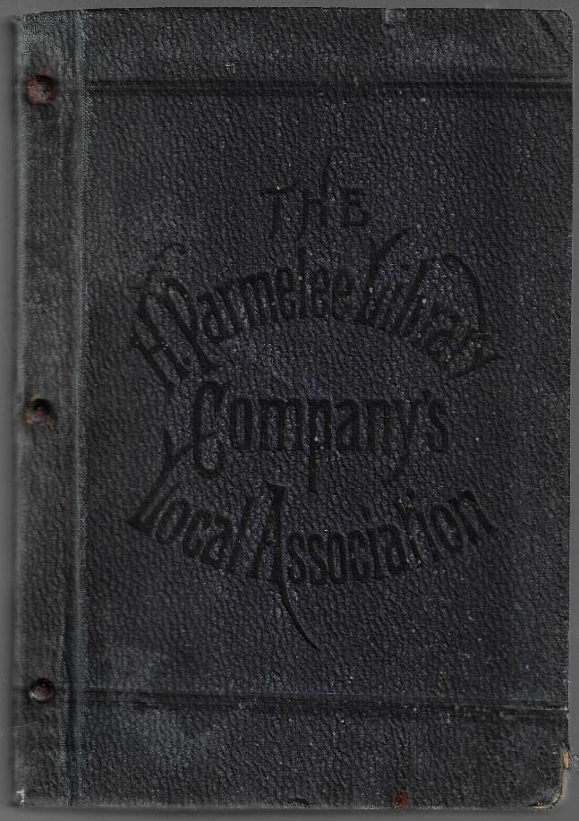 Parmelee Library Company Edition of Life in the Wilds of America and Wonders of the West in and Beyond the Bounds of Civilization. TRAVELING LIBRARY, I. Winslow Ayer.