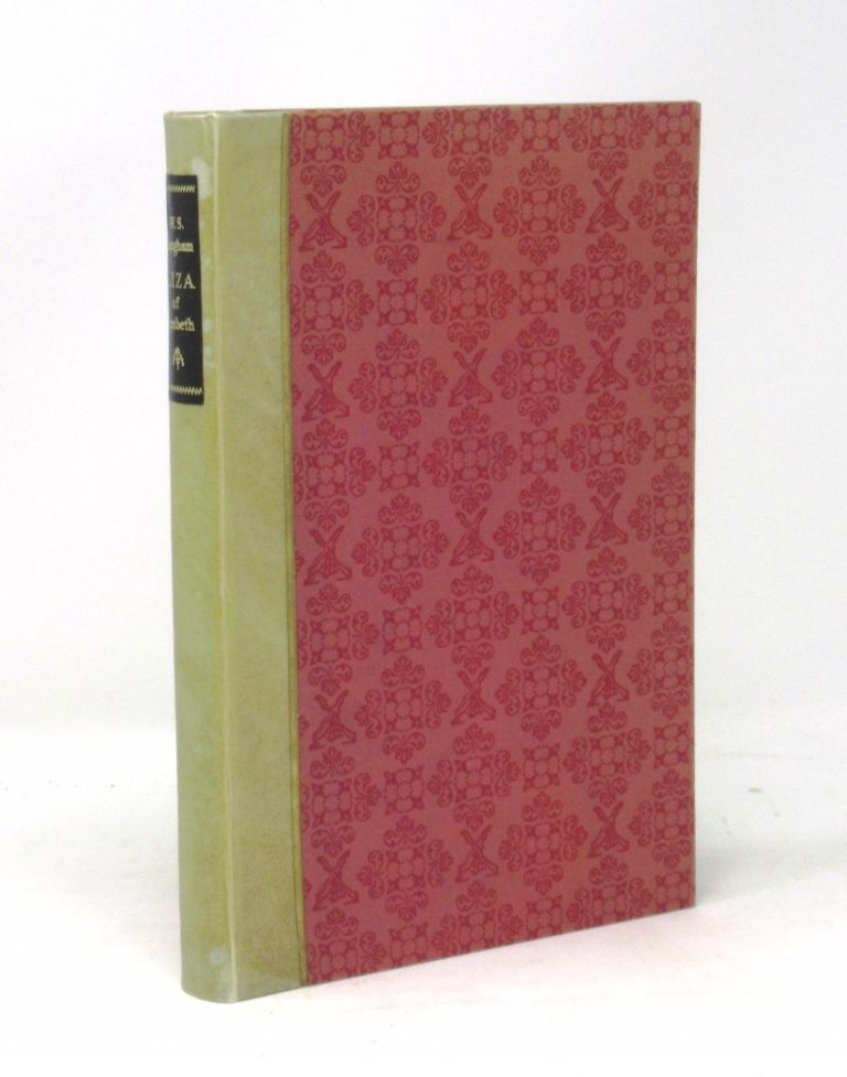 Liza of Lambeth [Signed]. W. Somerset Maugham.