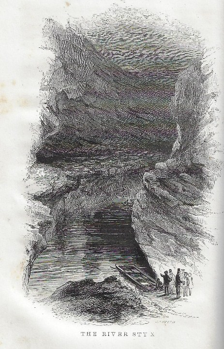 Rambles in the Mammoth Cave, During the Year 1844 by a Visiter. Alexander Clark Bullitt, John Croghan.
