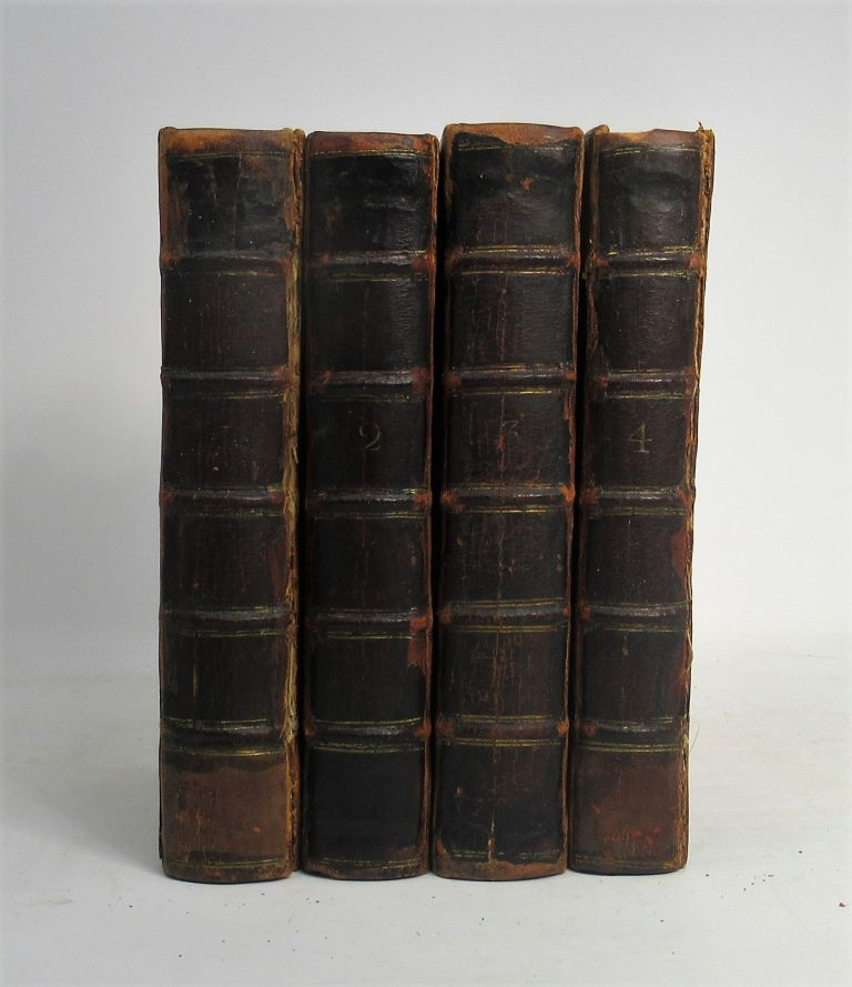 A Collection of Voyages, In Four Volumes...Illustrated with Maps and Draughts: Also Several Birds, Fishes, and Plants. William Dampier.