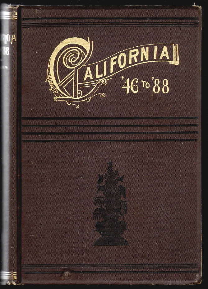 California '46 to '88. Jacob Wright Harlan.