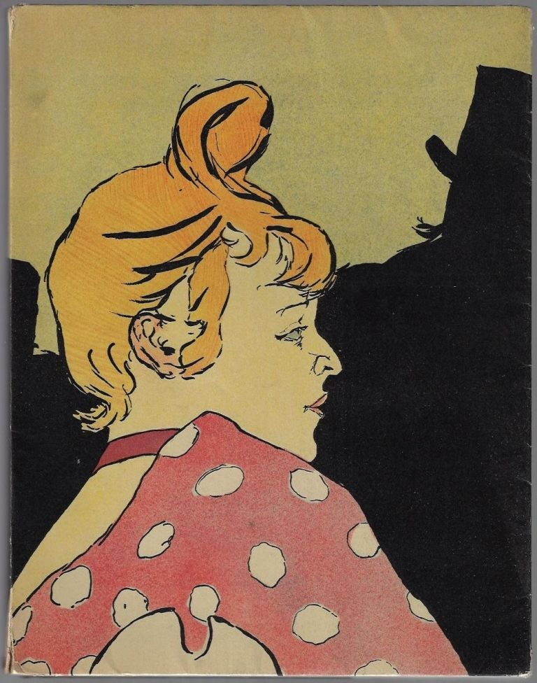 The Posters of Toulouse-Lautrec. Edouard Julien.