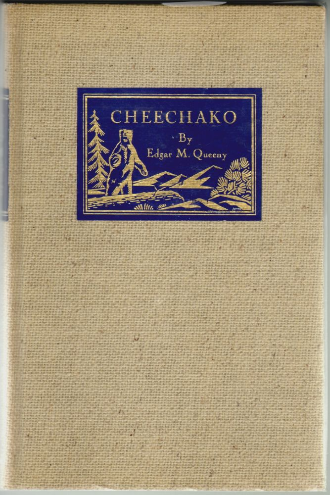 Cheechako, The Story of an Alaskan Bear Hunt. Edgar M. Queeny, Nash Buckingham, Introduction.
