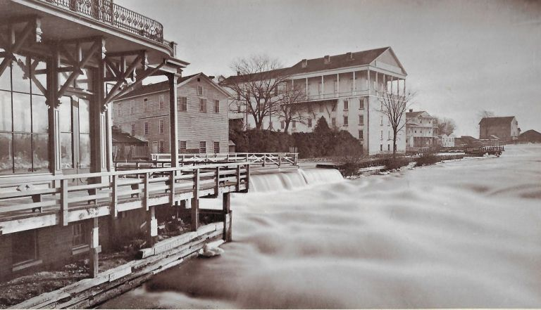 Special Report of New York State Survey on the Preservation of the Scenery of Niagara Falls, and Fourth Annual Report on the Triangulation of the State for the Year 1879. NIAGARA FALLS, James Gardner, Frederick Law Olmsted, George, Barker, PHOTOGRAPHY.