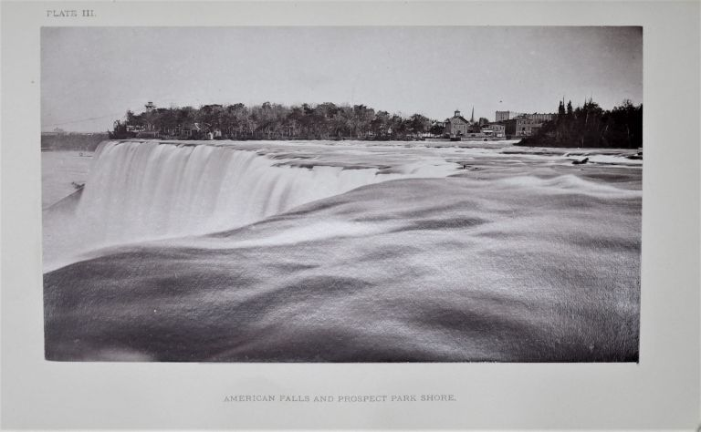 Special Report of New York State Survey on the Preservation of the Scenery of Niagara Falls, and Fourth Annual Report on the Triangulation of the State for the Year 1879. James Gardner, Frederick Law Olmsted, George, Barker.