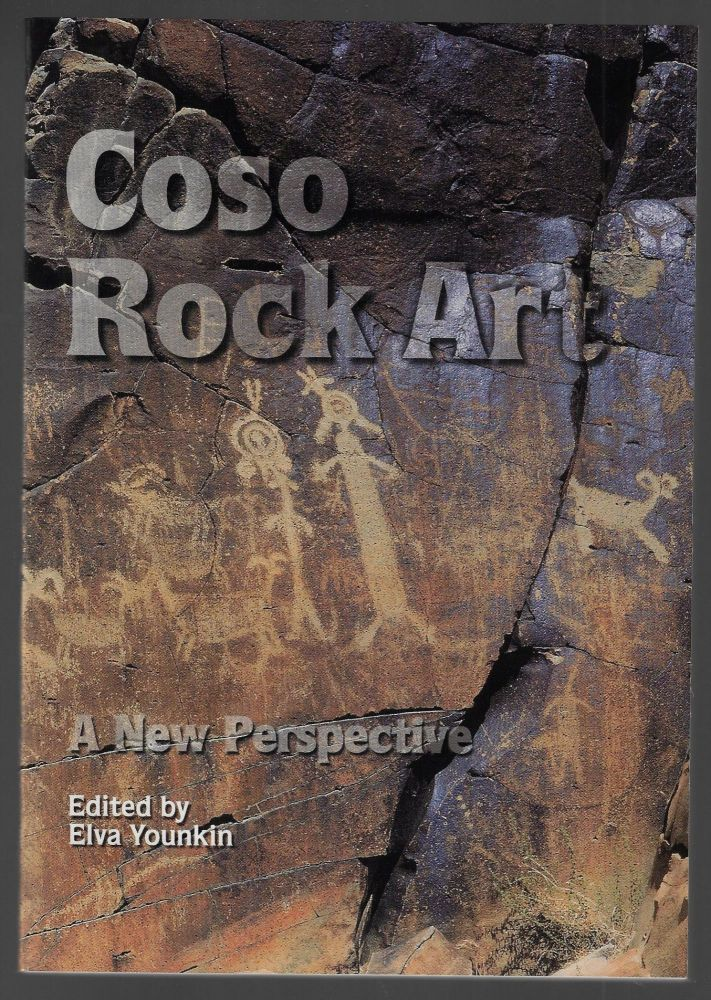 Coso Rock Art. Elva Younkin.