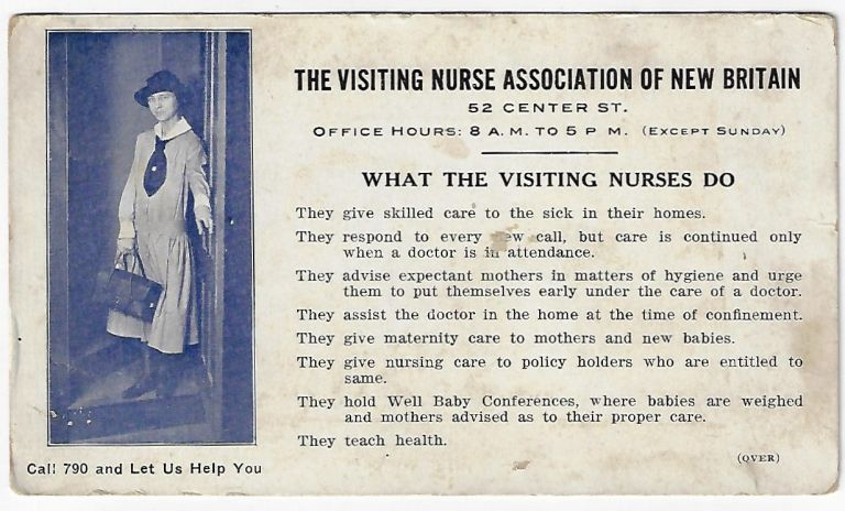 The Visiting Nurse Association of New Britain