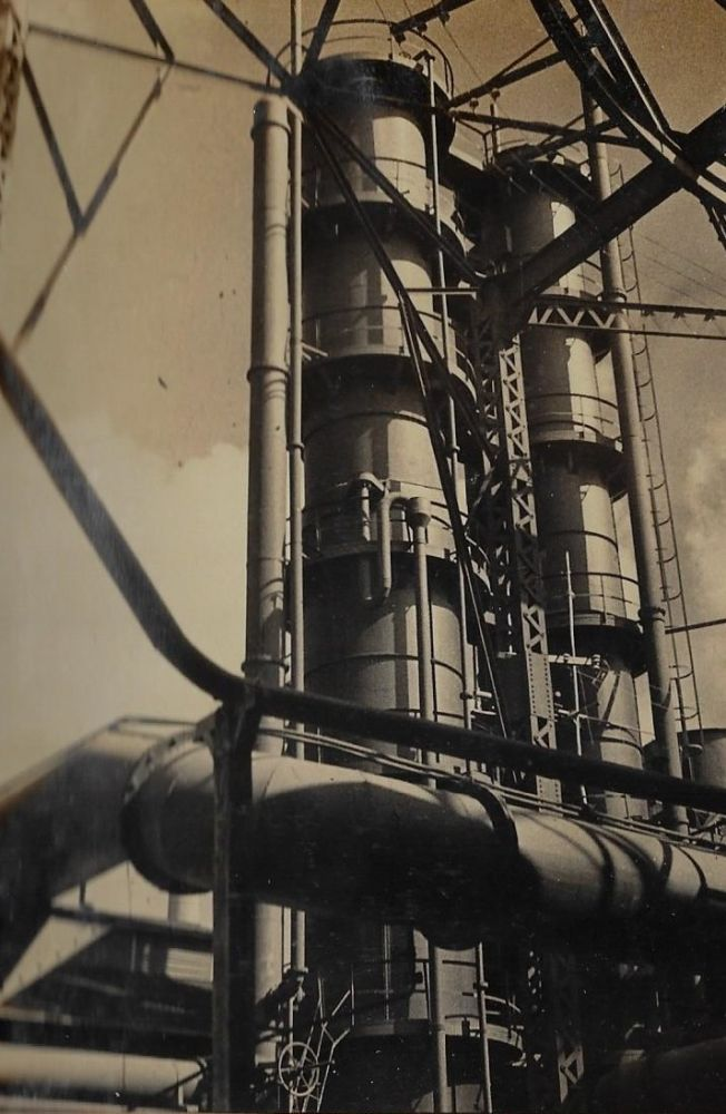 Photograph Album Displaying the Plant, Machinery, and Production Processes of a Factory in Occupied Japan, 1947