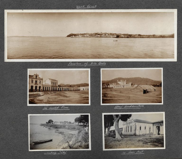 Cruise of the HMS Delphi, 1930-31: Photo Album Showing Locations Along the Entire East Coast of South America, Inland on the Parana River, and North to the Caribbean