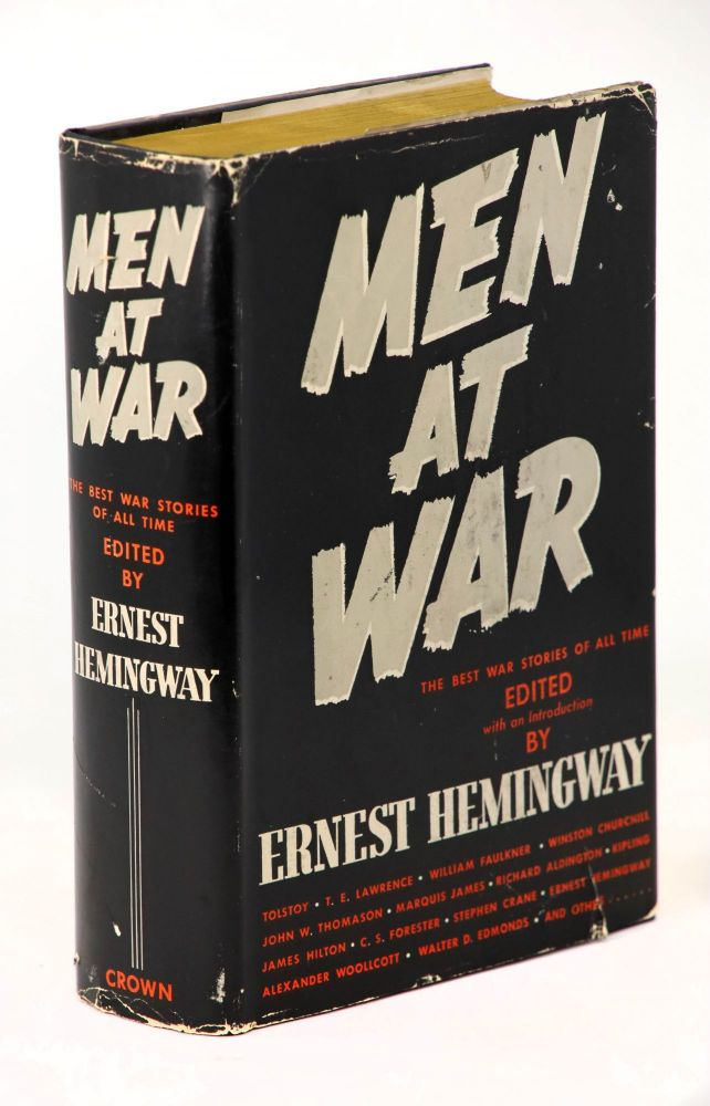 Men at War. Ernest Hemingway.