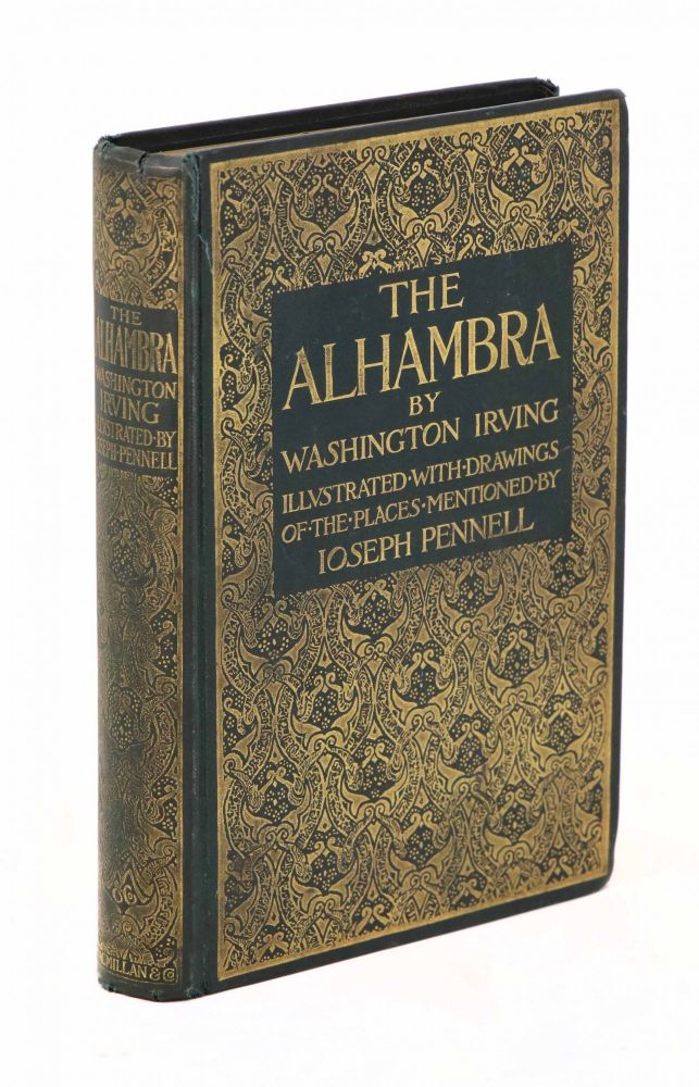 The Alhambra. Washington Irving, Elizabeth Robins Pennell, Joseph Pennell, Introduction.