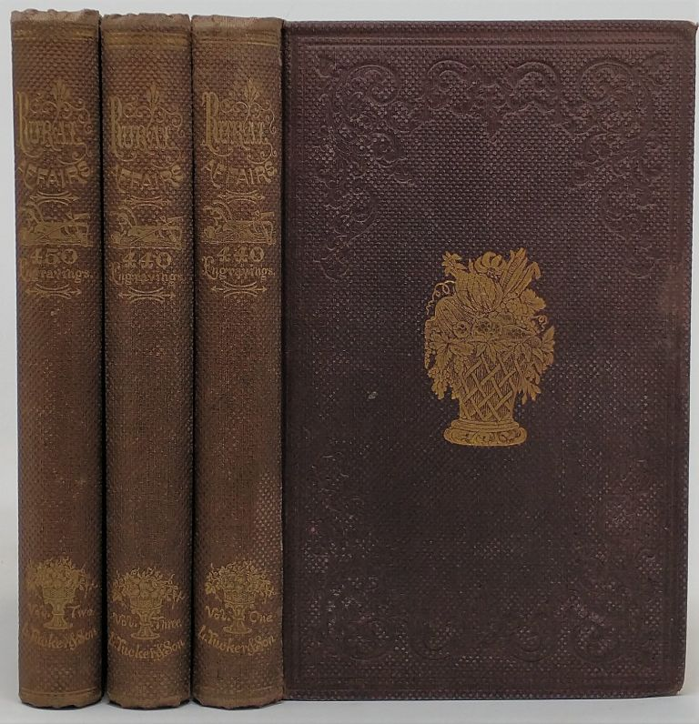 Rural Affairs: A Practical and Copiously Illustrated Register of Rural Economy and Rural Taste, Including Country Dwellings, Improving and Planting Grounds, Fruits and Flowers, Domestic Animals, and All Other Farm and Garden Processes. PERIODICALS, J. J. Thomas, John Jacob.