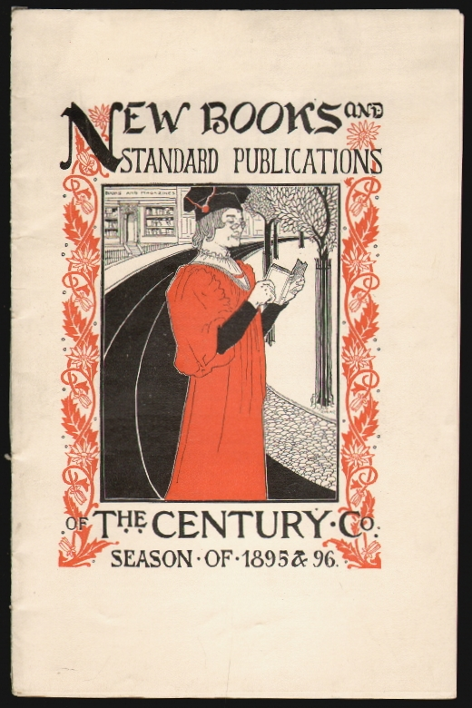 New Books and Standard Publications of the Century Co. Season of 1895 & 96