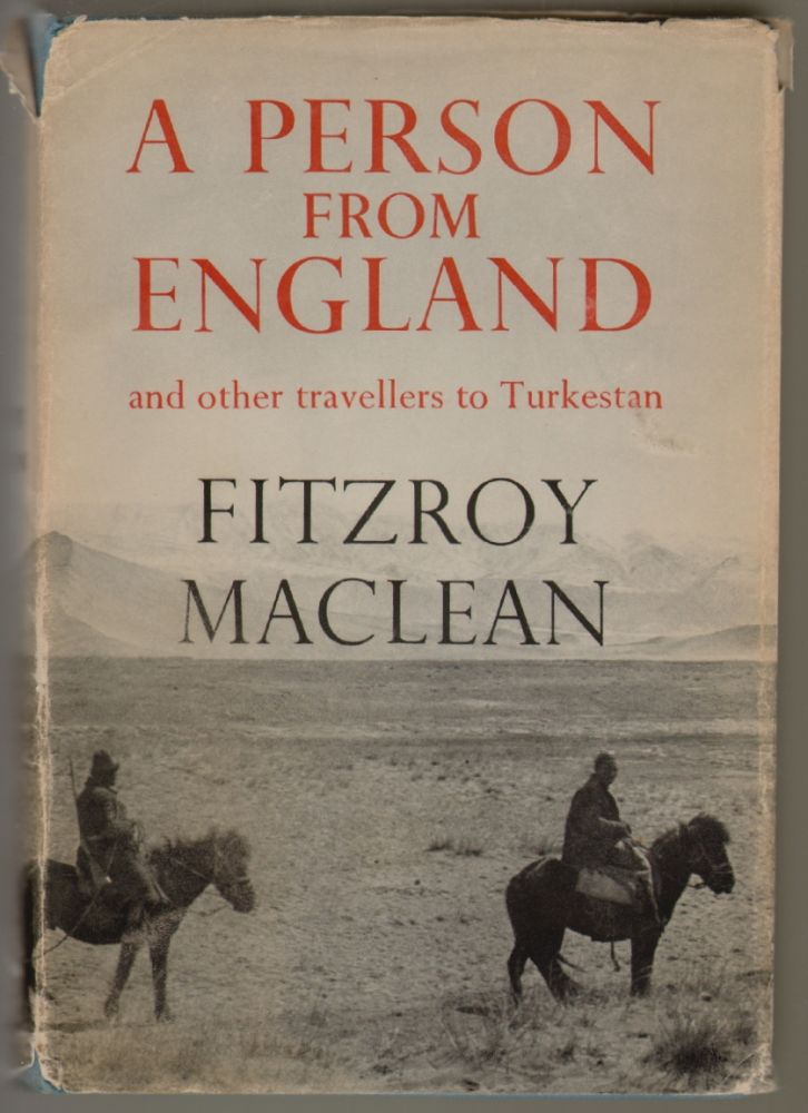 A Person From England and Other Travellers. Fitzroy Maclean.