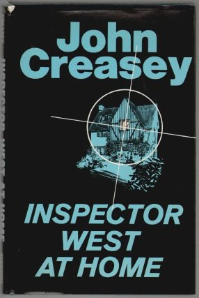 Inspector West at Home. John Creasey.