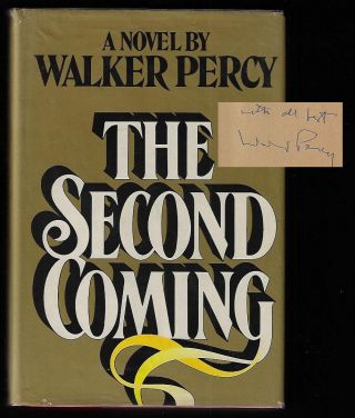 The Second Coming [SIGNED]