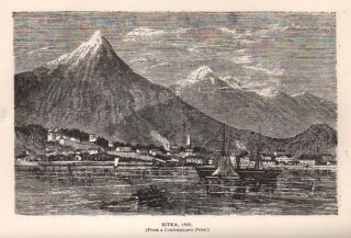 A Journey to Alaska in the Year 1868: Being a Diary of the Late Emil Teichmann
