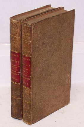 "Devereux. By the Author of ""Pelham,"" and ""The Disowned."" In Two Volumes. Edward Bulwer Lytton"