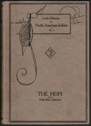 The Hopi Indians. Walter Hough