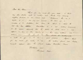 Wilderness, A Journal of Adventure in Alaska [WITH A Signed Handwritten Letter (ALS) from Kent to a Prominent Collector]