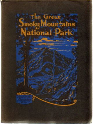 The Great Smoky Mountains National Park, Tennesee and North Carolina. GREAT SMOKY MOUNTAINS, Jim...