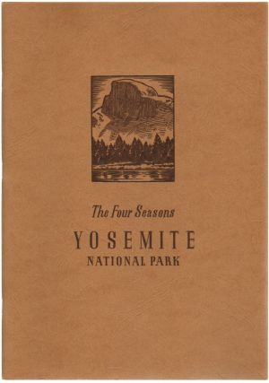 The Four Seasons in Yosemite National Park. ANSEL ADAMS, Stanley Plumb