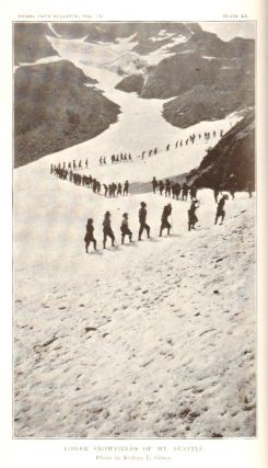 """Through the Olympics with the Mountaineers,"" in Sierra Club Bulletin Vol, IX, No. 3, January..."
