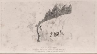 Ascent to the Summit of Mont Blanc [INSCRIBED]